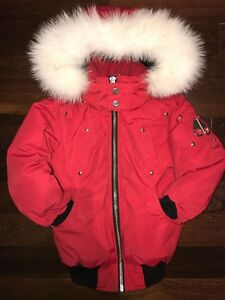 Kids Moose Knuckle Jacket