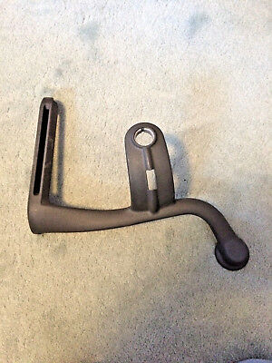 Herman Miller Aeron Right Arm Assembly  Size B  Graphite 177701 - Rh