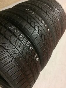 4 Continental winter tires:205/50R16