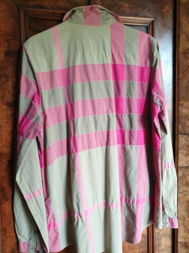Chemise burberry brit femme tbe taille m