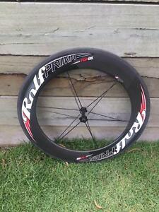Carbon Tubular 85mm Front Race Wheel