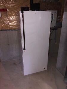 17 Sq. Ft upright freezer