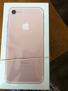 Brand New - never opened iPhone 7 32 gb