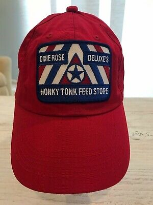 Dixie Rose Deluxe's Honky Tonk Feed Store Cap/Hat~Made in the USA~Country (Stores In The Country)