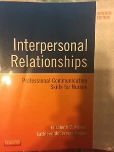 Interpersonal Relations 7th edition