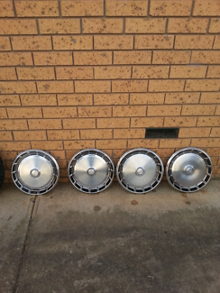 Old FORD hubcaps