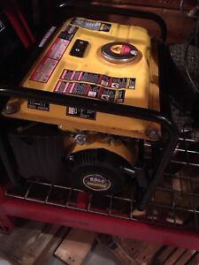 Generator 1500watt/ trailer/camping/garage/home