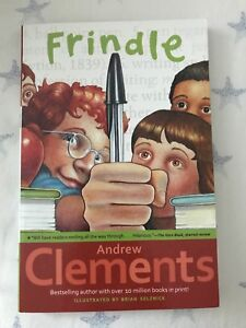 Mint condition frindle book