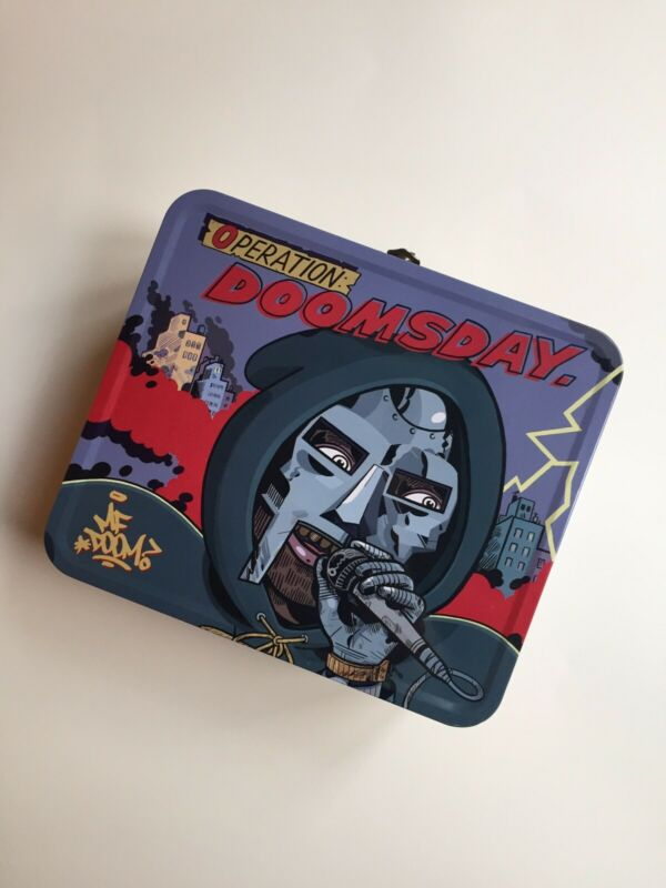 MF DOOM Operation Doomsday Lunchbox