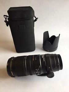Sigma 50-150mm f/2.8 APO DC HSM (Canon mount)