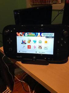 Nintendo wii u premium console 2 games Dean Park Blacktown Area Preview