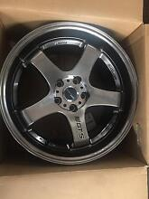 Work GT5 18 x10 Rims/wheels as new to suit Nissan Ferny Grove Brisbane North West Preview