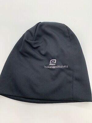 BULA Polartec Polyester Ski Winter Beanie Hat Cap One Size Black Bula Winter Hat
