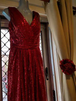 Brand new evening gown