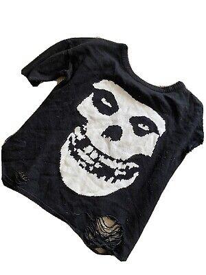 Iron Fist Misfits Sweater Jumper Size Small S
