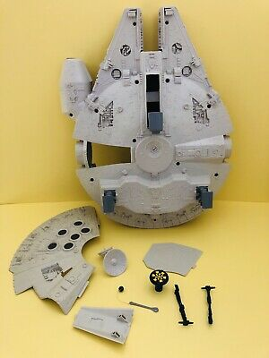 Millennium Falcon Vintage Star Wars Figures Ships Vehicles Complete Working !!!!