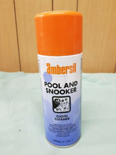 AMBERSIL POOL/SNOOKER CLOTH CLEANER