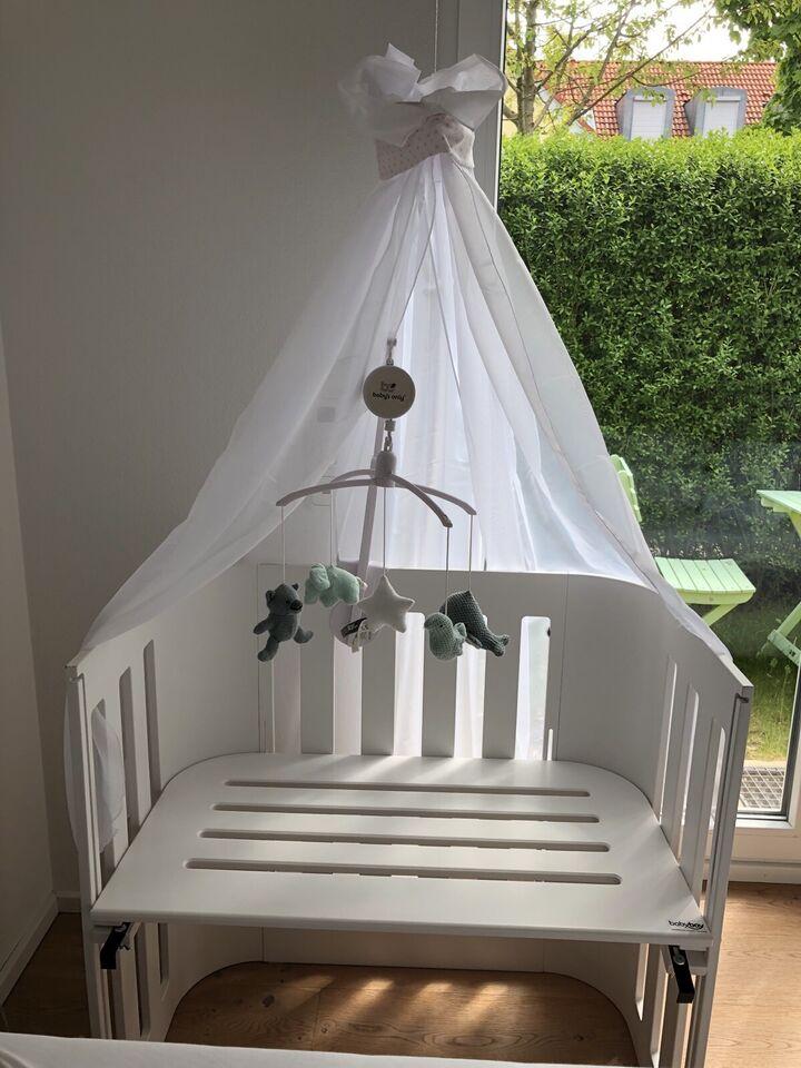 Babybay Beistellbett Trend in weiß mit vielen Extras in München