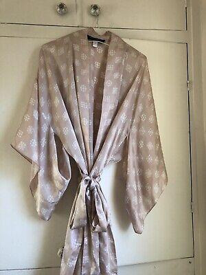 Jenny Packham Pure Silk Robe Kimono Gown
