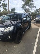 ISUZU DMAX LSU 2013 UTE FOR SALE Rochedale South Brisbane South East Preview