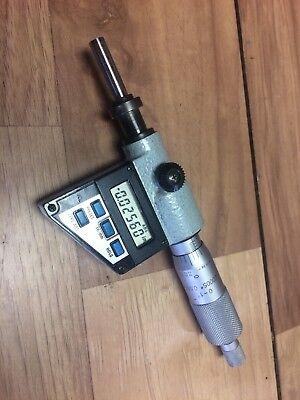 Nice Mitutoyo Micrometer Head .00005 .001