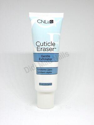 CND Cuticle Eraser A.H.A Remover Treatment 1.75oz Gentle Exfoliator New Design