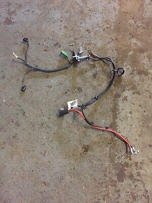 VW POLO 1400 DIESEL CUSA ENGINE BATTERY LOOM 6C0971349EQ
