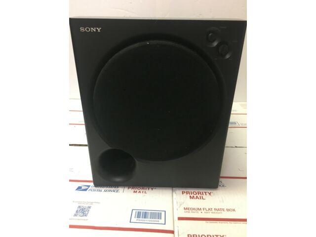 Sony SA-WMSP75 75 Watt Powered 8' Subwoofer