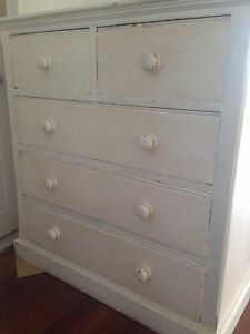 Tall boy dresser Tamarama Eastern Suburbs Preview