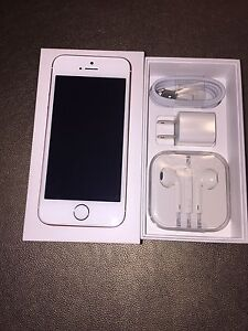 BRAND NEW UNLOCKED IPHONE SE 16GB IN ROSE GOLD