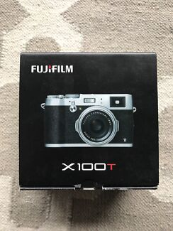 Fujifilm X100T camera-Used-mint condition