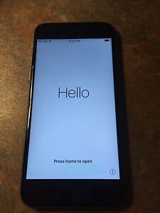 Mint iPhone 6S 32GB unlocked for trade