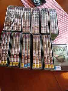 Set Mash DVD'S Warrill View Ipswich South Preview