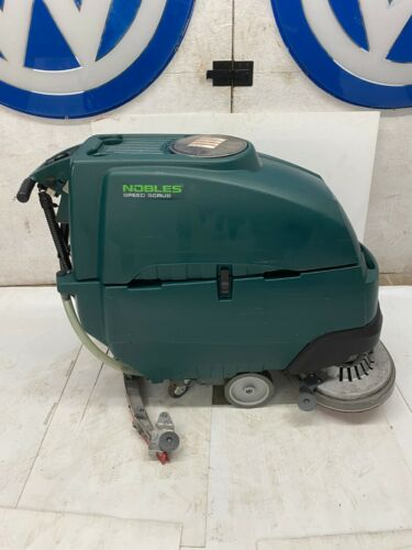 Nobles Speed Scrub SS5 Floor Scrubber 28inch Good Condition SHIPPING INCLUDED!