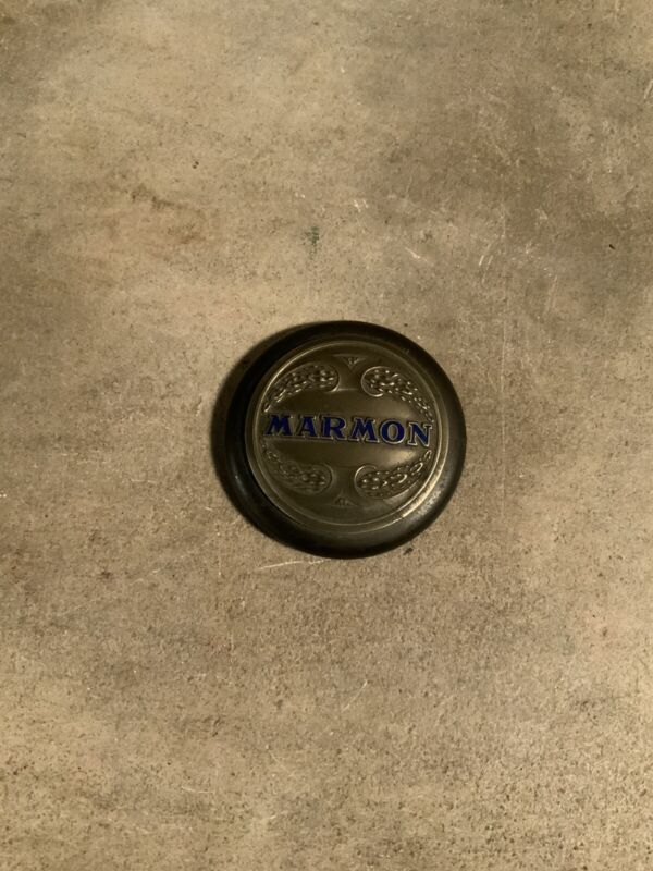 Marmon Motors Antique Early 1920's Paperweight — FROM THE MARMON HQ