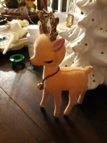 Vintage Reindeer  Made in Japan