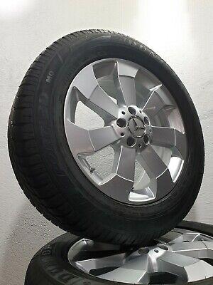 """4 Winterreifen 255 / 55 R18 Mercedes ML / GLE W166 18"""" Alufelgen RDK A1664011602"""