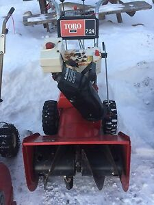 Any snowblower 400$