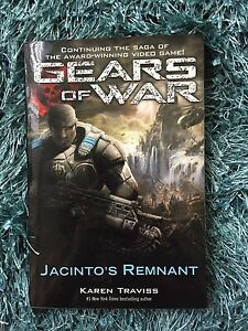 Gears of War: Jacinto's Remnant by Keren Traviss