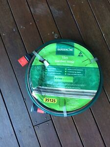GardenLine 15 meter hose Avalon Pittwater Area Preview