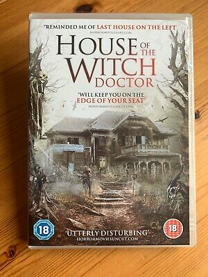 Bill Moseley Halloween (House of the Witch Doctor - Horror Dvd (2016) Bill Moseley - UK R2  NEW /)