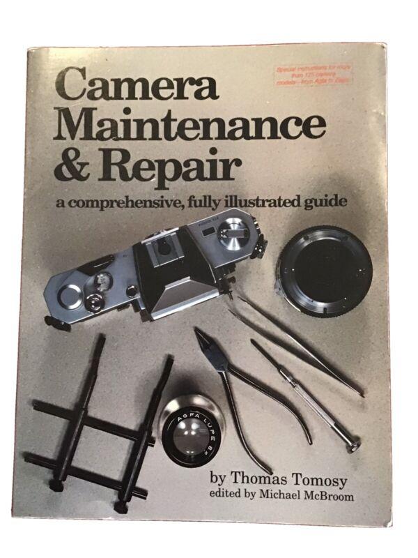 Camera Maintenance Repair and Restoration (Thomas Tomosy)