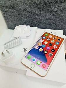 Excellent Condition iPhone 8 plus 256GB with 6 months warranty