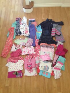 37 piece bundle of girls size 3 clothes Coorparoo Brisbane South East Preview