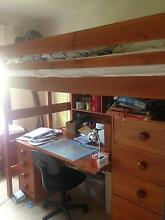 Bunkers King-Single Loft Bed Woori Yallock Yarra Ranges Preview
