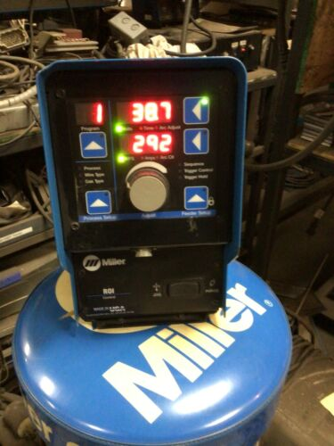 Miller 300726 Axcess E Remote Operator Interface