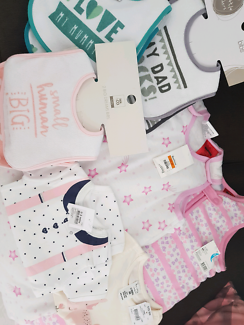 Brand new baby items