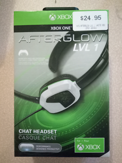 Xbox one headset, new in box.