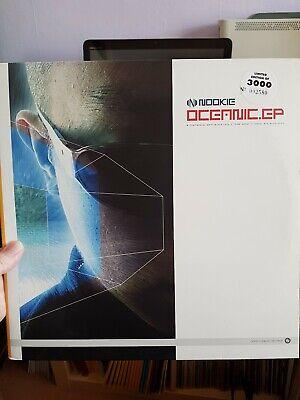 "NOOKIE - OCEANIC EP - 2x12"" - GOOD LOOKING - RARE LTJ BUKEM"