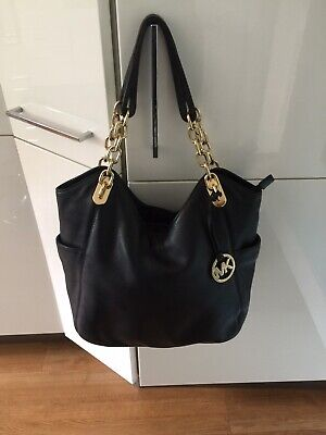 Michael Kors Black Shoulder Handbag